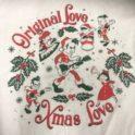 「Xmas Love」 Tシャツ 通信販売のお知らせ