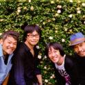 田島貴男撮影 フラワーカンパニーズ ニューアルバム『50×4』ビジュアル公開