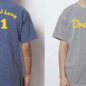 【WEB SHOP】Dreams Tシャツ発売!